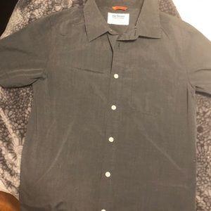 Urban pipeline boys button down shirt